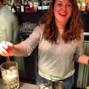 Chelsea from Sun Liquor putting a needed update on the chrysanthemum cocktail.