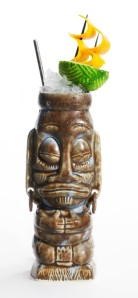 tiki mug garnish